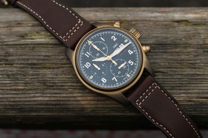 有没有好看的青铜腕表推荐?