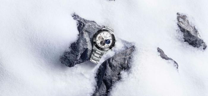 真力时推出全新CHRONOMASTER SPORT腕表,搭载1/10秒升级版EL PRIMERO星速机芯