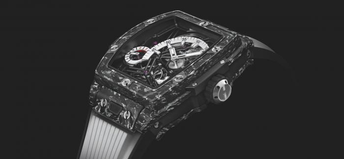HUBLOT宇舶表推出全新Big Bang灵魂系列陀飞轮腕表