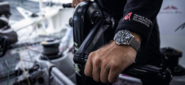 格拉苏蒂原创祝贺鲍里斯.赫尔曼(Boris Herrmann)顺利完成法国旺代不靠岸单人环球航海赛