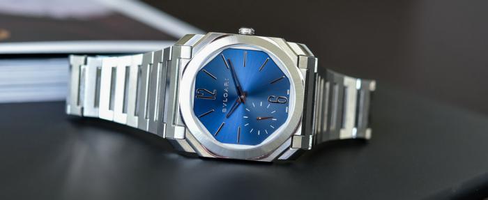 宝格丽能成为最现代的手表只是个美妙的意外