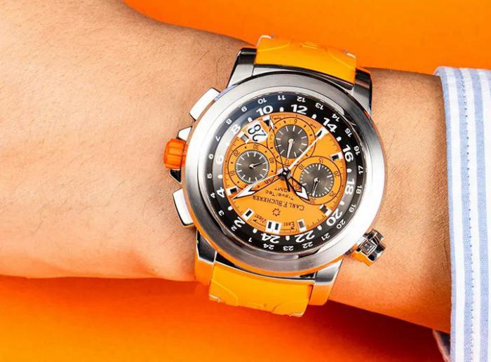 上手试戴宝齐莱柏拉维腕表 丨 大腕钟表新媒体原创