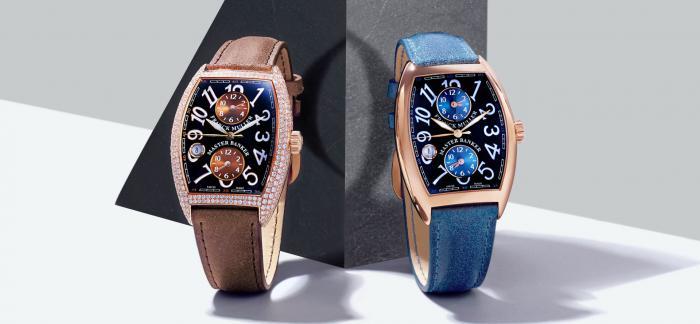 Franc Muller法穆兰推出Master Banker腕表系列