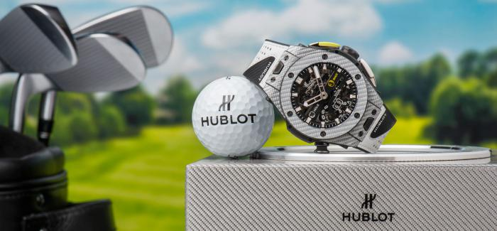HUBLOT宇舶表品牌大使达斯汀·约翰逊 勇夺第三届沙特国际赛冠军