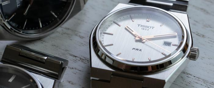 """天梭PRX 40 205腕表——""""你戴的这块儿表一定很贵吧?"""""""