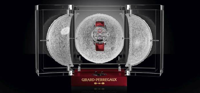 芝柏表推出Quasar Infrared赤焰之光腕表