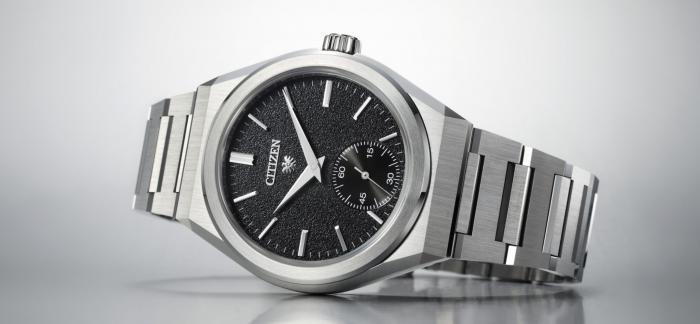 十年磨一剑的0200机芯,Citizen西铁城发布全新高级腕表
