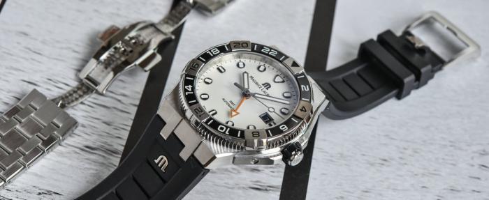 艾美Aikon系列Venturer GMT腕表——旅途良伴