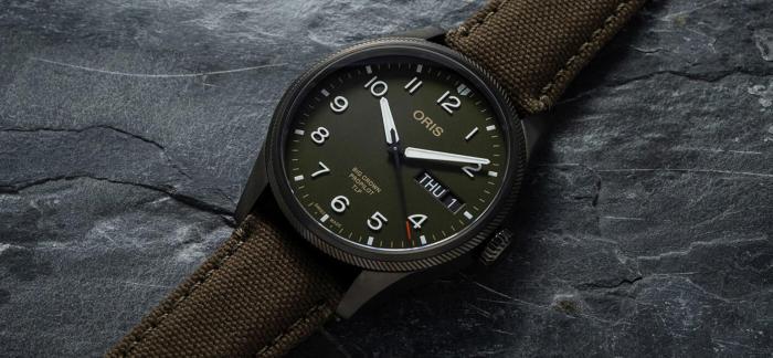 豪利时推出飞行员TLP限量版腕表