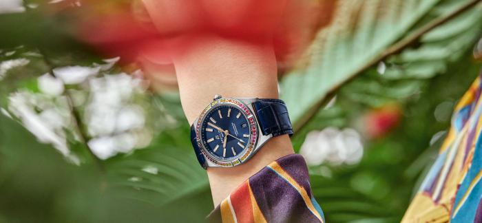 百年灵推出全新南海胶囊系列腕表