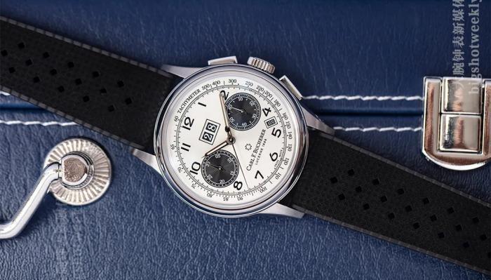 CFB宝齐莱传承系列,我认为品牌性价比最高的一个款式 丨 大腕钟表新媒体