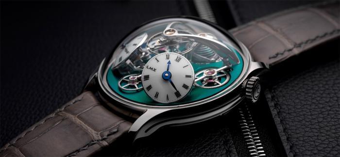庆祝Legacy Machine诞生十周年:MB&F推出LMX腕表
