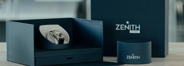 【2021钟表与奇迹】ZENITH真力时古董腕表重焕新重焕新生