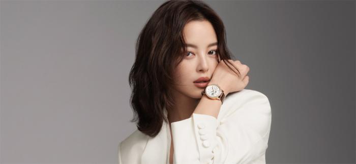 万宝龙正式宣布辛芷蕾出任品牌大使
