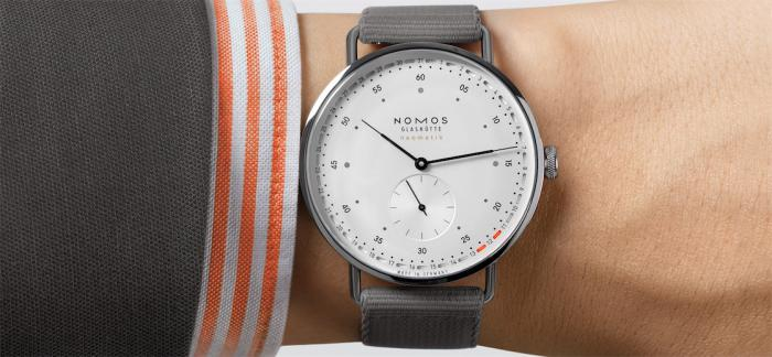 NOMOS推出Metro neomatik 41 Update腕表