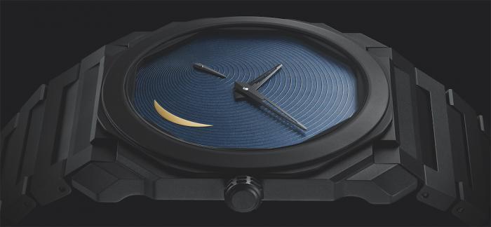 BVLGARI宝格丽推出Octo Finissimo系列安藤忠雄特别款腕表