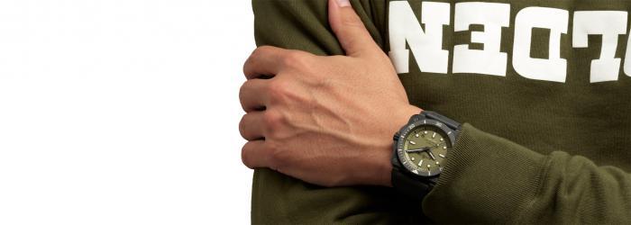 柏莱士 Bell & Ross发布全新潜水腕表 BR03-92 Diver Military