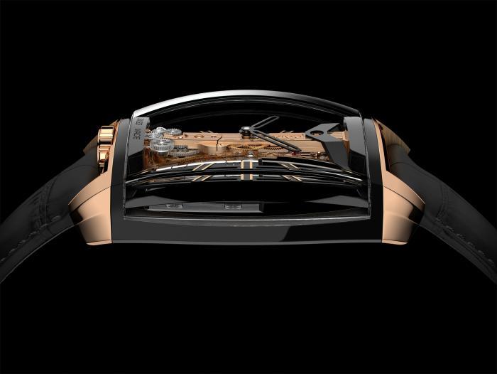 庆祝金桥自动机芯诞生 10 周年,昆仑表推出全新金桥自动腕表