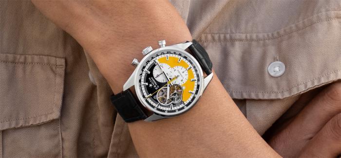 ZENITH真力时推出 CHRONOMASTER旗舰系列开心计时码表特别版