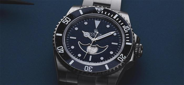 Rolex劳力士Submariner「Sea Shepherd Challenge」定制表