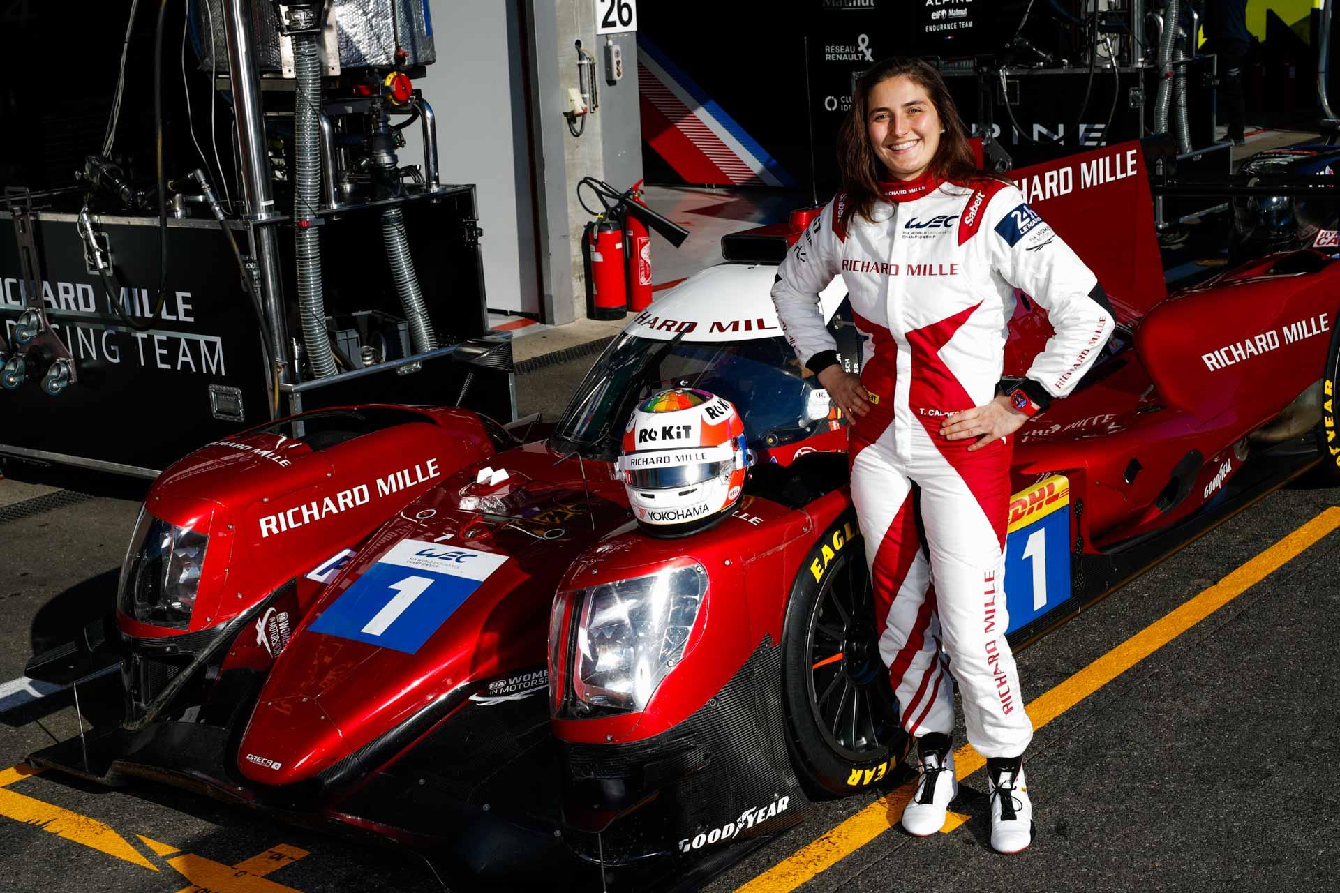 RICHARD MILLE车队迎战国际汽联(FIA)世界耐力赛锦标赛(WEC)-