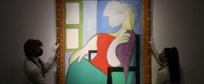 毕加索的画作也许你买不起,但他的表就不一定了