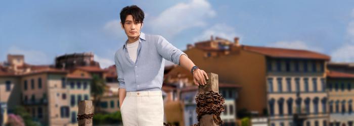 天梭表发布全新海星系列广告大片 品牌代言人黄晓明以未知潜能诠释洒脱态度