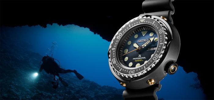 SEIKO精工推出Prospex 1986石英潜水表35周年限量版