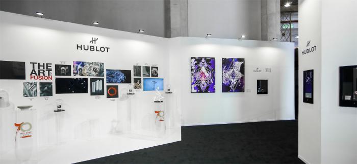 HUBLOT宇舶表闪耀第三届JINGART艺览北京博览会
