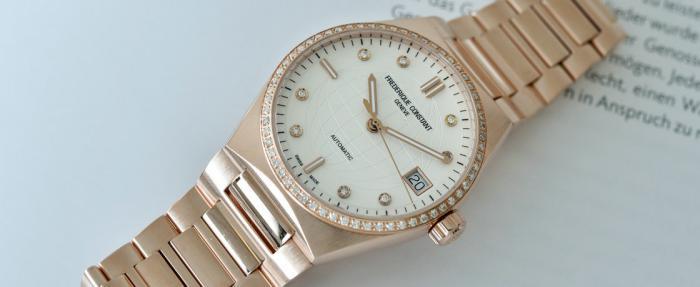 康斯登Highlife女装腕表系列——如何俘获她的芳心