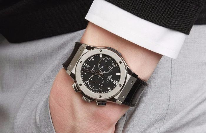 想送老公一只手表,七八万的手表,有哪些可以参考?
