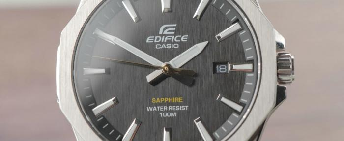 卡西欧Edifice EFR-S108D腕表——最有橡树范儿的农家橡树
