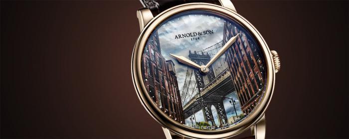 亚诺HM腕表「纽约钟表学会」限定版