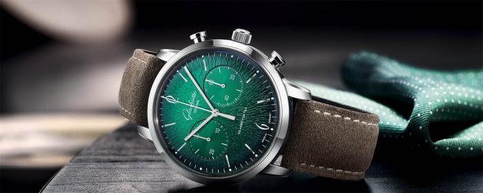 格拉苏蒂原创推出六零年代计时腕表年度版