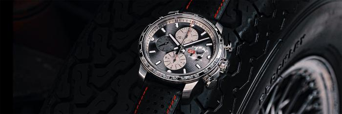 Chopard萧邦Mille Miglia 2021车赛特别版腕表----绅士车手的计时码表