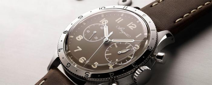 全球仅有一只的飞行表:Breguet宝玑Type XX Only Watch 2021