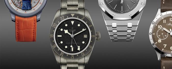 帝舵碧湾格林尼治型一号腕表亮相 2021 ONLY WATCH慈善拍卖会