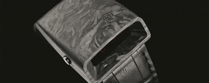 芝柏与Bamford Watch Department合作打造Only Watch慈善拍卖特别款腕表Casquette