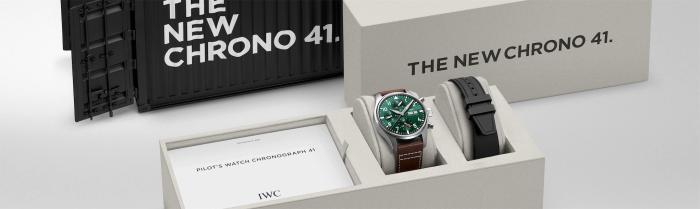 IWC万国表全新飞行员系列腕表推出线上独家限量礼盒