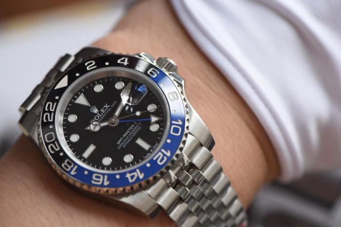 劳力士GMT手表,可乐版和百事版,你更喜欢哪一只?