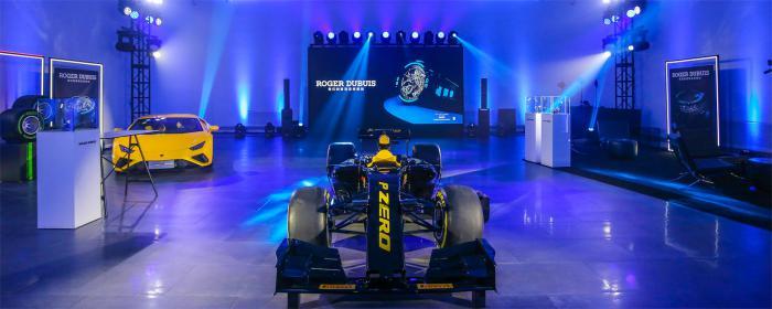 罗杰杜彼携手 Pirelli 倍耐力呈现全新震撼力作