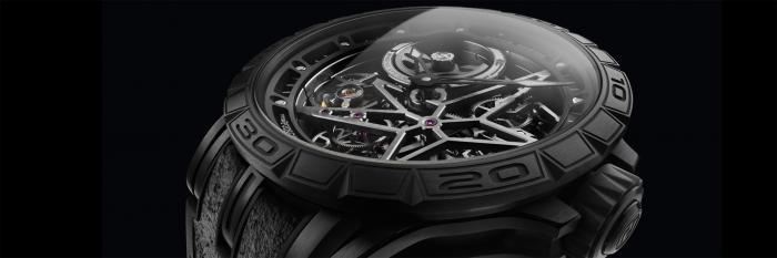率性不羁 玩转腕间----卡斯柏佩戴Roger Dubuis罗杰杜彼腕表