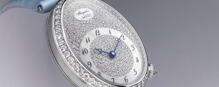 宝玑全新Reine de Naples那不勒斯王后系列8938腕表