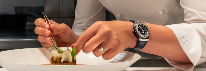 HUBLOT宇舶表宣布米其林三星主厨克莱尔·史密斯(Clare Smyth)成为品牌好友