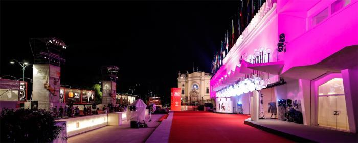卡地亚携手威尼斯双年展,成为威尼斯国际电影节官方合作伙伴