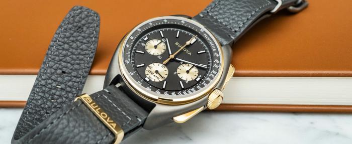 """宝路华Lunar Pilot""""50周年纪念版""""计时码表——不是所有的登月表都叫欧米茄"""