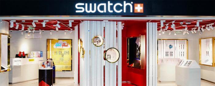 瑞士斯沃琪北京大兴机场专卖店重磅开业