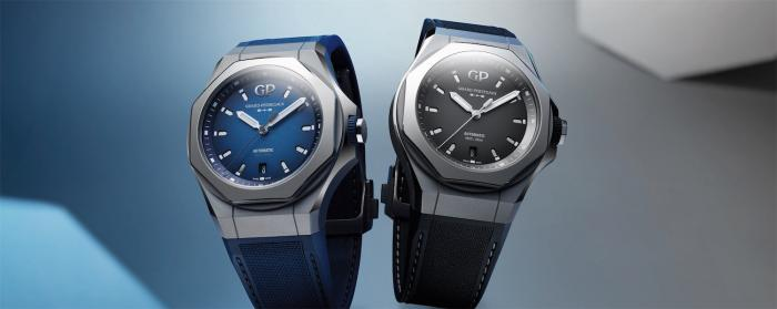致敬芝柏表230周年,芝柏推出Laureato桂冠系列Absolute Ti 230腕表