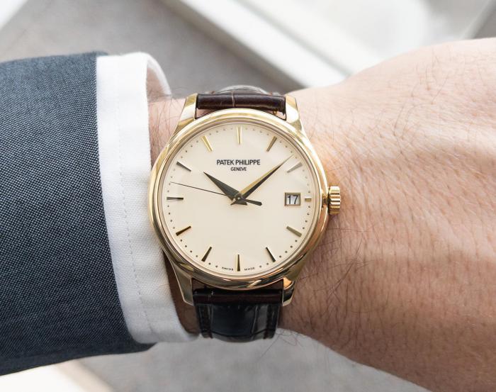 人类高质量男性应该佩戴什么手表?