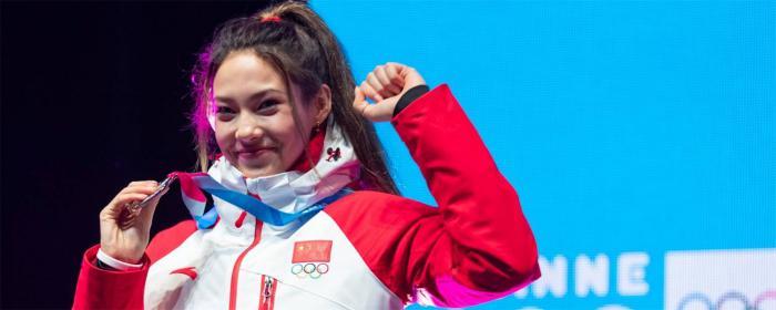 IWC万国表宣布滑雪运动员谷爱凌加入品牌大家庭